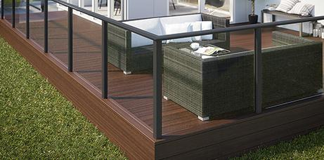 Glass Fence